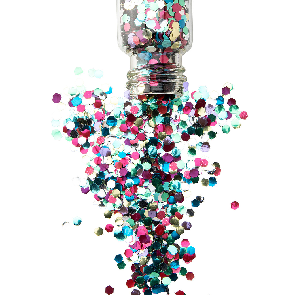 The Glitter Tribe Bio Glitter Biodegradable eco sparkle