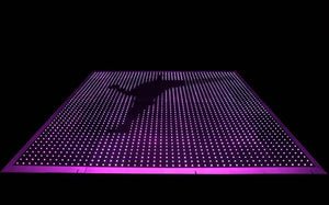 10ft X 20ft Wireless Led Pixel Animation Starlit Dance Floors