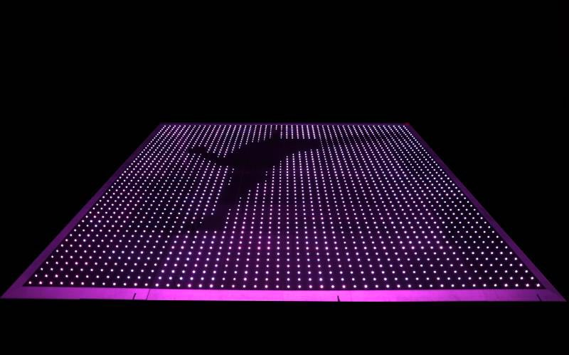 20ft X 20ft Wireless LED Dance Floors