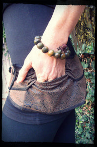 Alcyone: Pocket Belt. Button utility belt