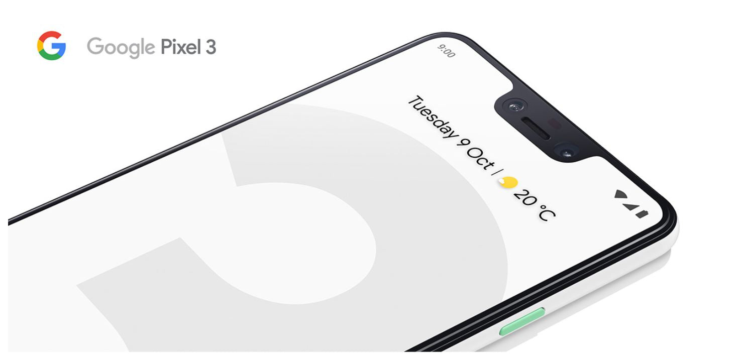 Google Pixel 3 is finally here with some super impressive specs