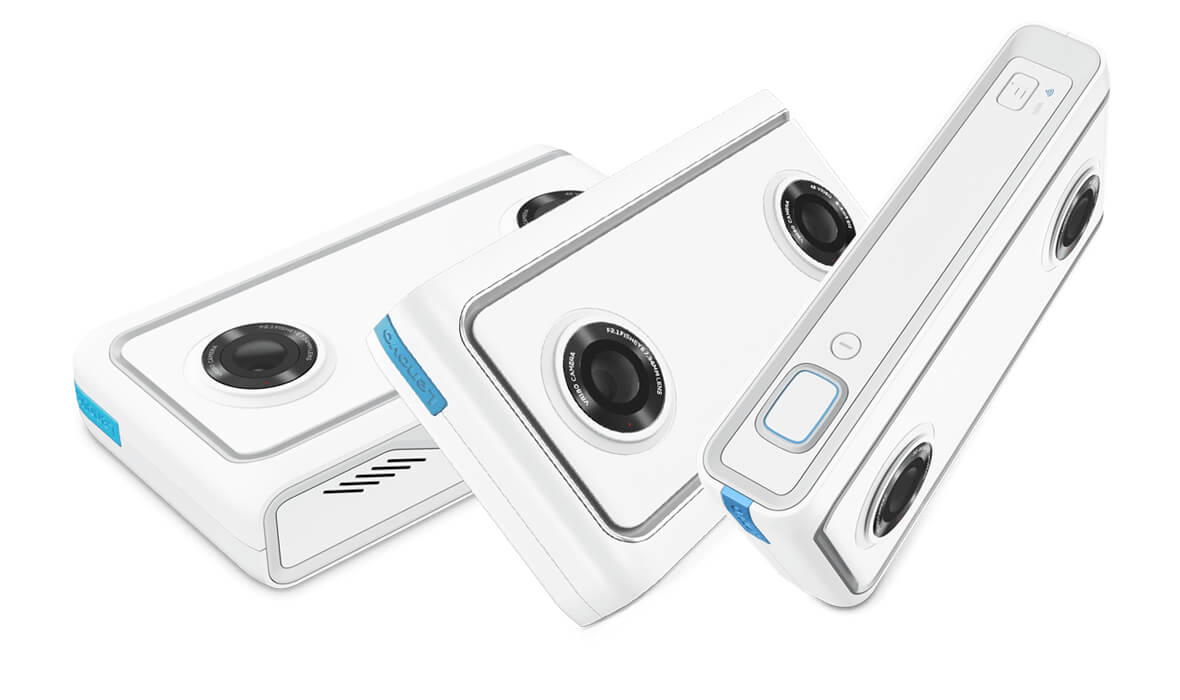 Capture precious moments in 180 Degree VR with Lenovo's Mirage Camera