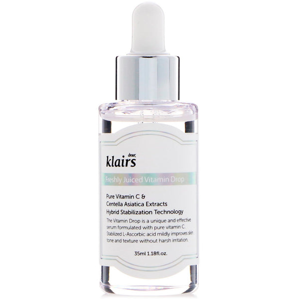 Klairs Freshly Juiced Brightening Duo