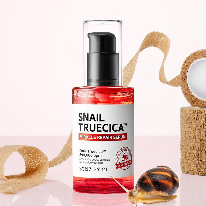 Some By Mi Snail Truecica Miracle Repair Serum