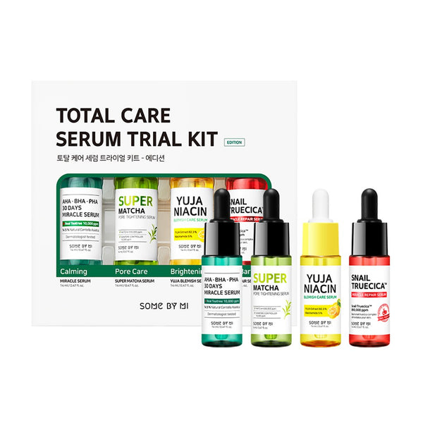 SOME BY MI Total care Serum Trial Kit – Edition