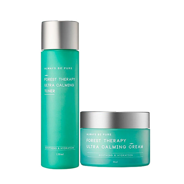 Always Be Pure Forest Therapy Ultra Calming Set