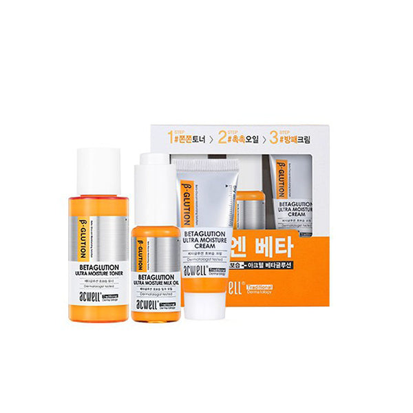 Acwell Betaglution Ultra Moisture Mini Set