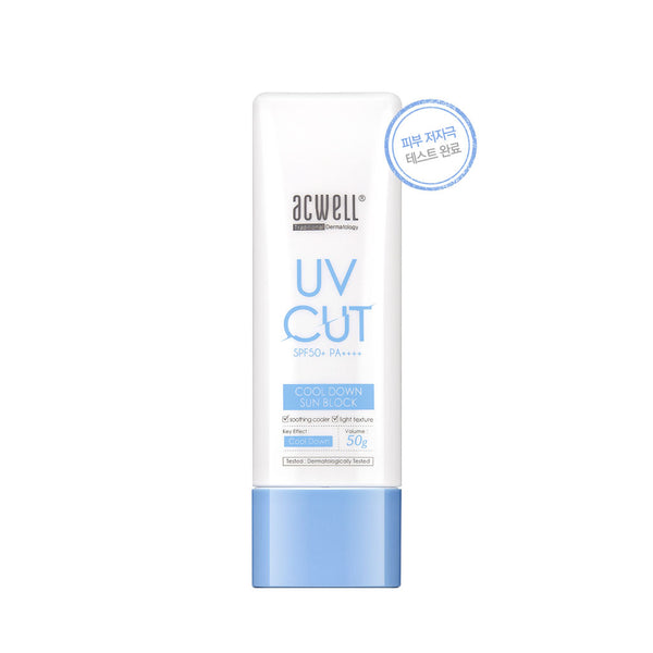 Acwell UV Cut Cool Down Sunblock SPF 50+ PA++++