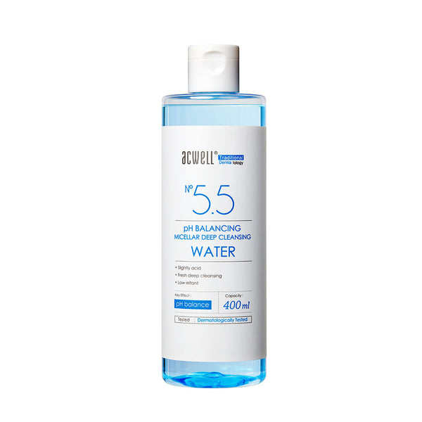 Acwell pH Balancing Micellar Deep Cleansing Water