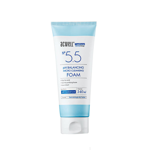 Acwell pH Balancing Micro Cleansing Foam