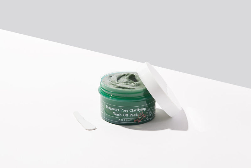 Axis-Y Mugwort Pore Clarifying Wash Off Pack