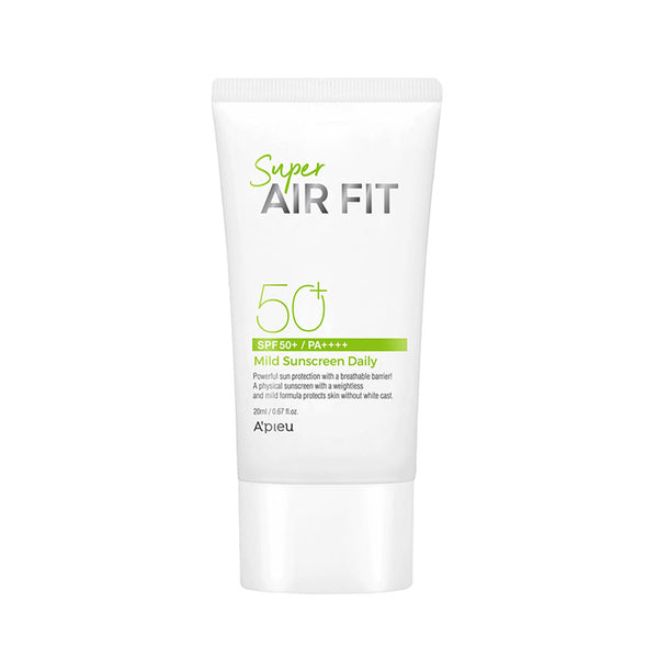 A'pieu Super Air Fit Mild Sunscreen Daily SPF 50+ PA+++