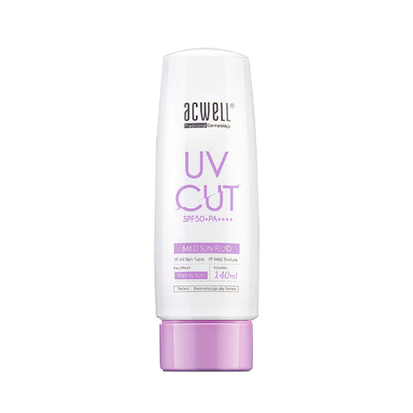 Acwell UV Cut Daily Mild Sun Fluid SPF 50+ PA++++