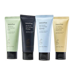 Innisfree Jeju Volcanic Colour Clay Mask (4 Types)