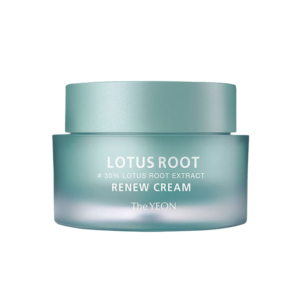 The Yeon Lotus Root Renew Cream