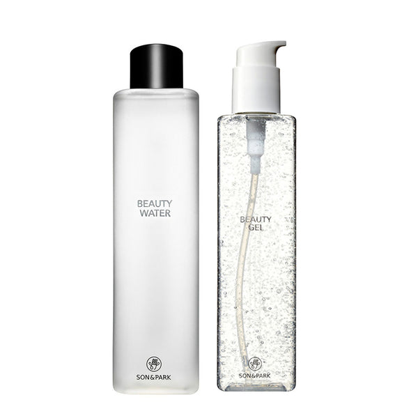 Son & Park Beauty Water + Gel Set