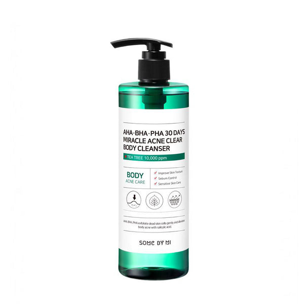 Some By Mi AHA. BHA. PHA 30 Days Miracle Acne Clear Body Cleanser
