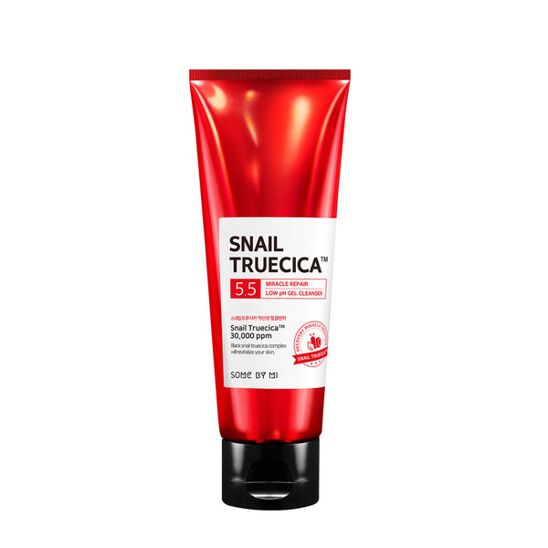 Some By Mi Snail Truecica 5.5 Miracle Repair Low pH Gel Cleanser
