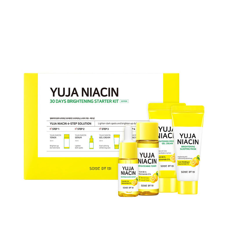 Some By Yuja Niacin Brightening  Kit