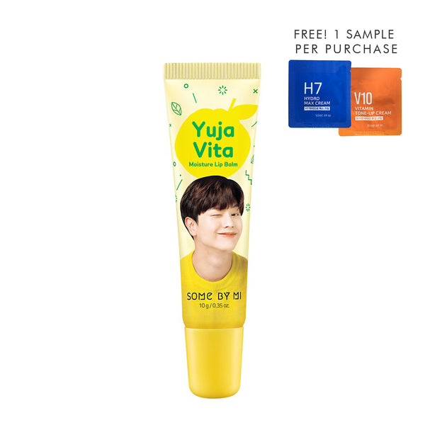 Some By Mi Yuja Niacin Vita Lip Balm