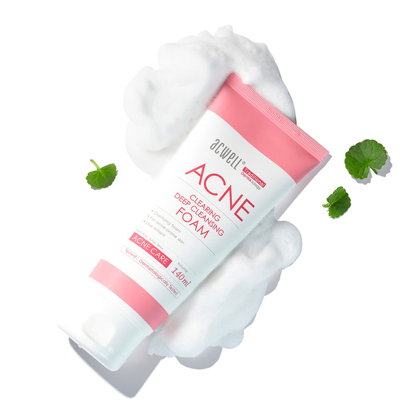 Acwell Acne Clearing Deep Cleansing Foam