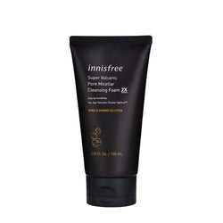 Innisfree Super Volcanic Pore Micellar Cleansing Foam 2x