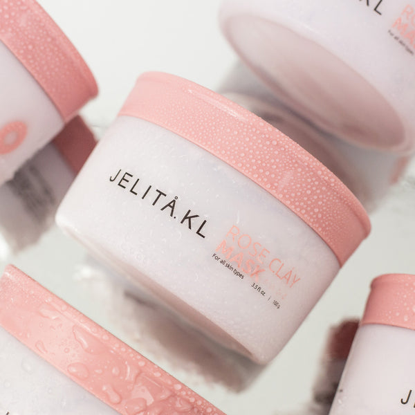 JELITA.KL Rose Clay Mask
