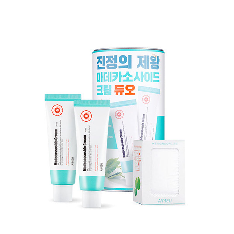 A'PIEU Madecassoside Cream Duo Set