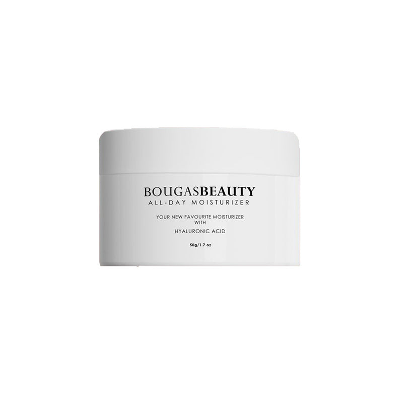 BOUGAS BEAUTY ALL DAY MOISTURIZER