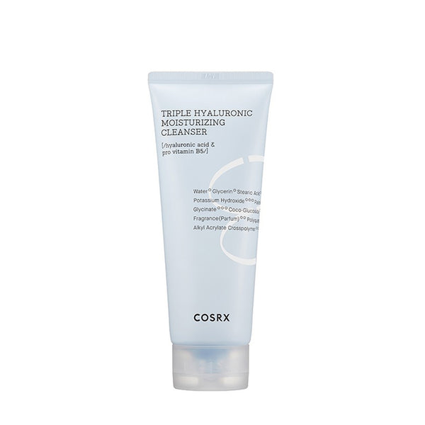 COSRX Hydrium Triple Hyaluronic Moisture Cleanser