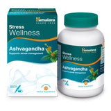 Ashvagandha Stress Wellness Vegan Caps