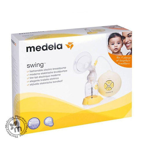 Medela Swing Electric Breast Pump - Medicina Online Pharmacy | UAE