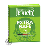 Perfect Touch Condoms Extra-Safe 3 Pcs