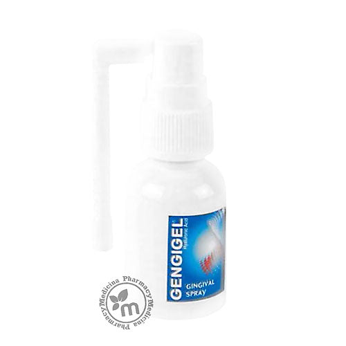 Gengigel Spray For Painful Mouth Ulcers