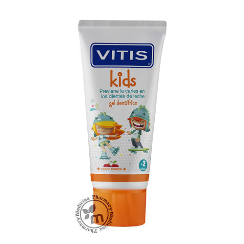 Vitis Kids Dental Gel 50ml