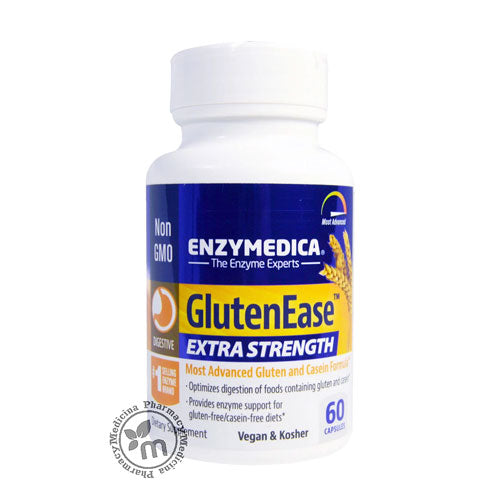 Enzymedica Glutenease Capsules