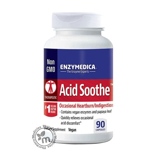 Enzymedica Acid Soothe Capsules