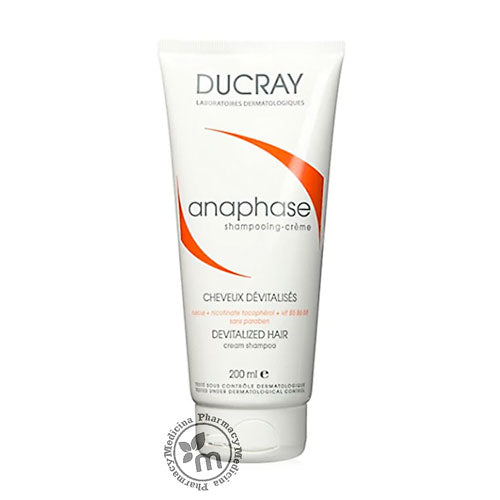 Ducray Anaphase Cream Shampoo - Medicina Online Pharmacy | UAE