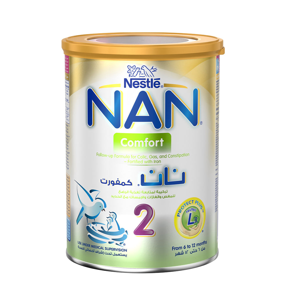 Nestle Nan 2 Comfort 400 gm
