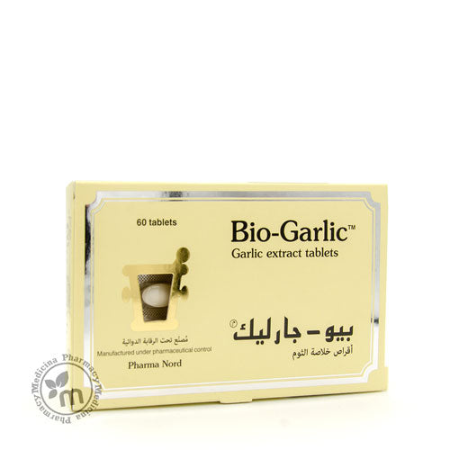Bio Garlic Tablet | Odorless Garlic