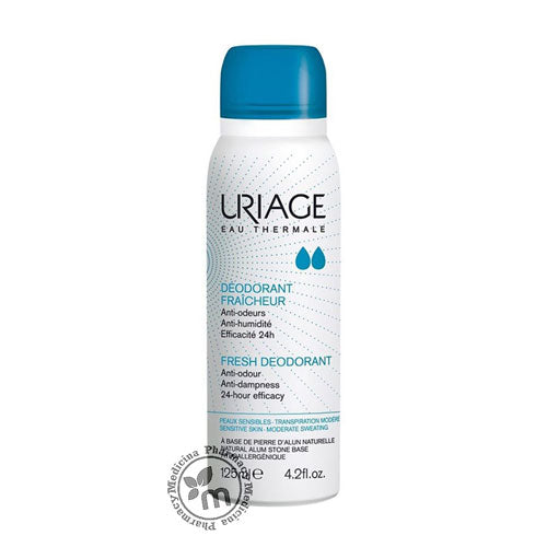 Buy Uriage Deodorant Fresh Spray (1380553392177)