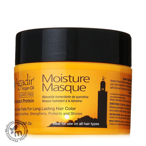Agadir Hair Masque Deep Hair Moisturizer 236 mL
