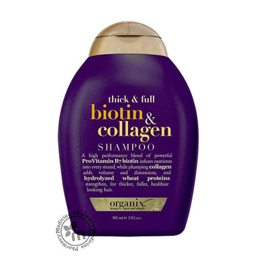 Buy Ogx Biotin & Collagen Shampoo