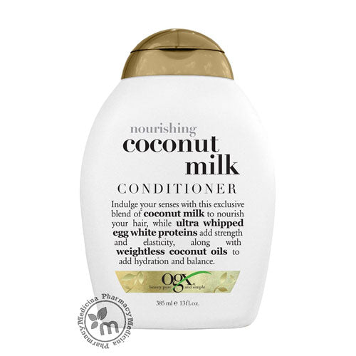Buy Ogx Coconut Milk Conditioner