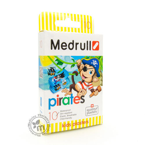 Medrull Kids Pirates N10