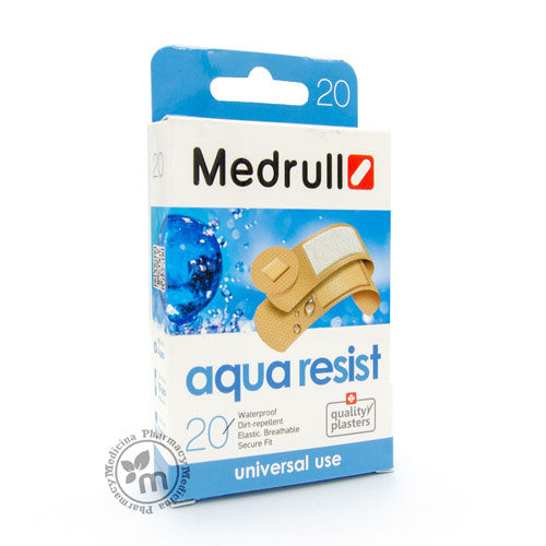 Medrull Aqua Resist 20 Mix Plaster - Medicina Online Pharmacy | UAE
