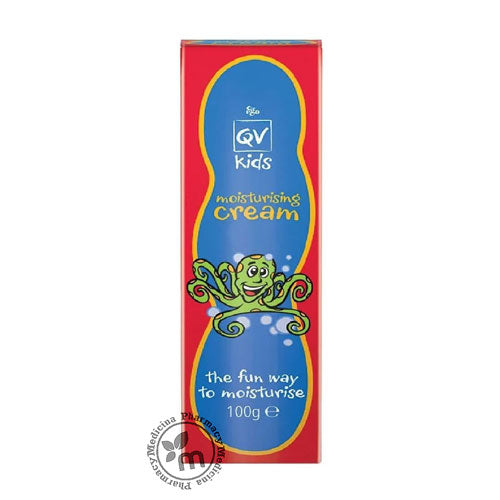 Qv Kids Moisturizing Cream - Medicina Online Pharmacy | UAE