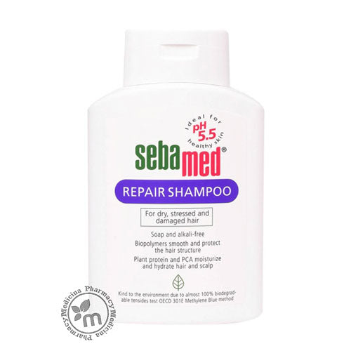 Sebamed Shampoo Hair Repair 200 ml