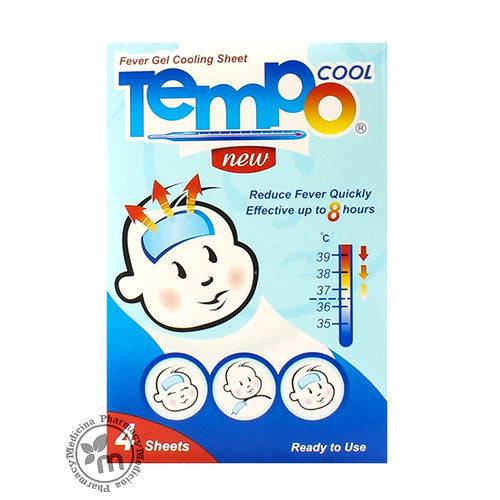 Tempo Cool Fever Gel Cooling Sheet (1791494160433)