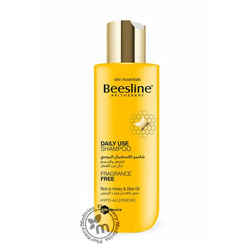 Buy Beesline Daily Shampoo Fragrance Free in Dubai UAE